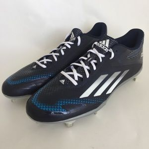 pretty nice 1a71e 3b171 adidas Shoes - Adidas Cleats Navy Blue Afterburner 2.0 S84704
